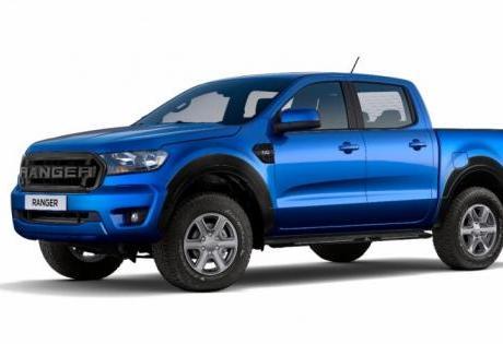 Kit de Acessórios Esportivos e Off Road é Lançado para Ford Ranger
