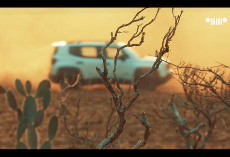 O Mais Selvagem dos Renegades é Mostrado pela Jeep no Deserto de Moab