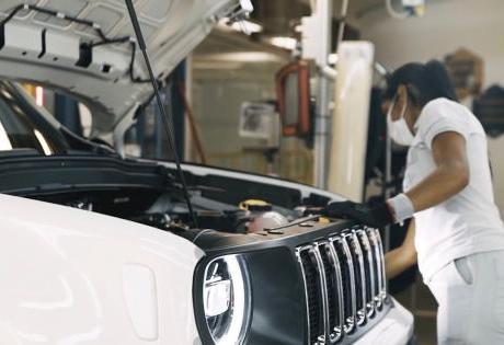 Marca de 350 mil Renegade Produzidos é Alcançada pelo Polo Jeep