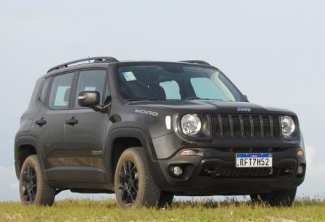 Versão Mais Barata do Jeep Renegade a Diesel é a Moab