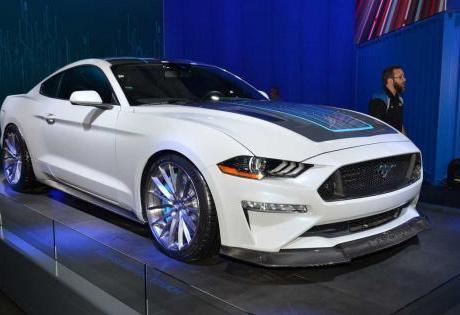 O Esportivo Ford Mustang Deve se Tornar 100% Elétrico nos Próximos Anos