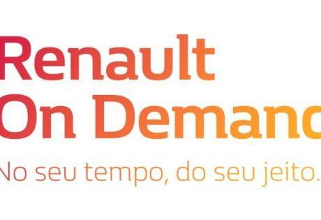 Evolução para a Renault On Demand