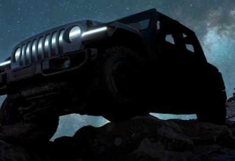 Jeep Wrangler 100% elétrico