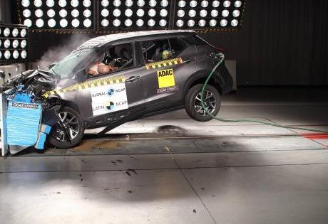 Nissan Kicks leva 4 de 5 estrelas em teste de colisão
