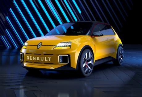 5 PROTOTYPE COM UM OLHAR ESPECIAL PARA OS FARÓIS Renault