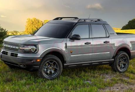 Nova picape Ford Maverick