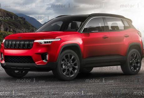 Novo SUV Jeep poderá usar plataforma e motor da Citroën