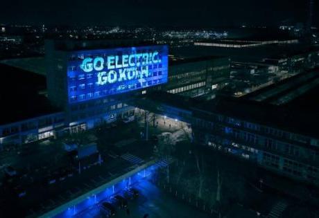A partir de 2030, Ford produzirá veículos elétricos na Europa