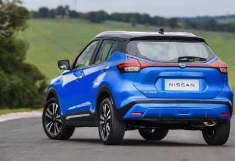 Novo Nissan Kicks 2022 sem aumento de preço