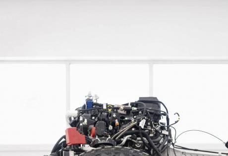 Ford Bronco - Rodas e pneus