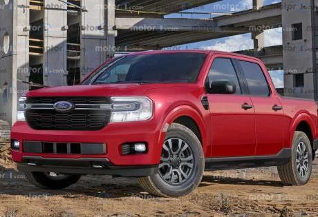 Ford Maverick poderá ter versão híbrida