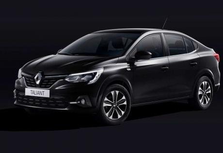 Renault Taliant Logan - O mais novo para o mercado turco