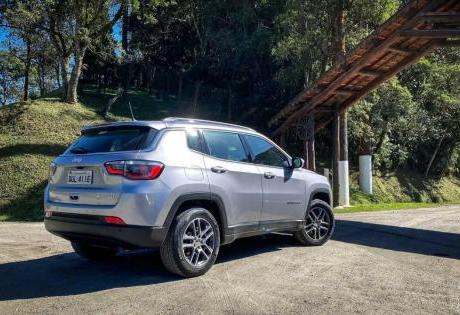 Os SUVs mais vendidos em fevereiro