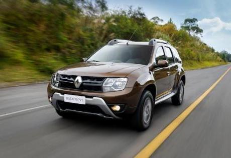 Renault Duster 1.6 CVT atrai pelo ótimo custo-benefício