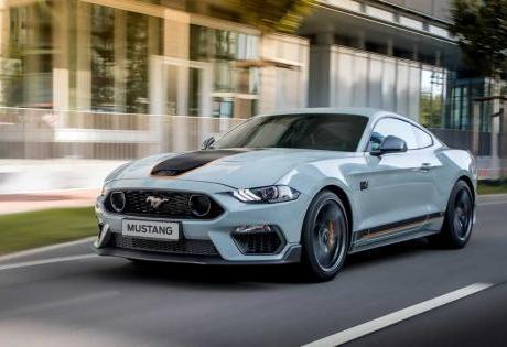 Novo Mustang Mach 1 esgota em 24h