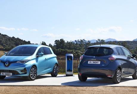 Renault Zoe estreia no Brasil