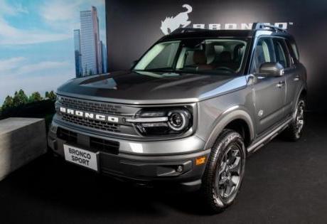 Detalhes do Ford Bronco Sport