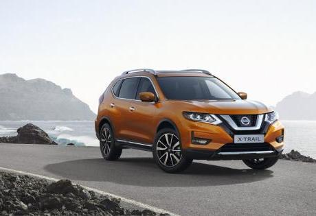 Nissan confirma SUV X-trail para o Brasil