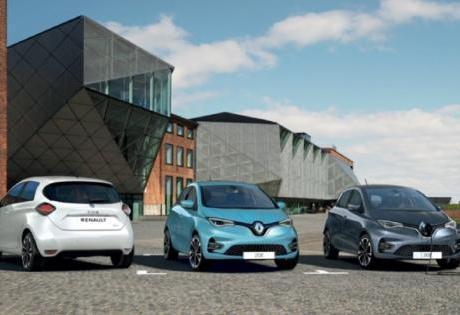 Renault Zoe chega ao Brasil em duas versões