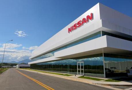 Complexo Industrial da Nissan em Resende completa 7 anos