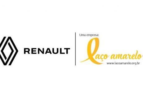 Renault, programa laço amarelo