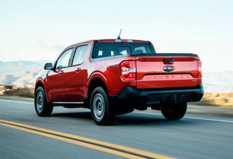 Picape Ford Maverick