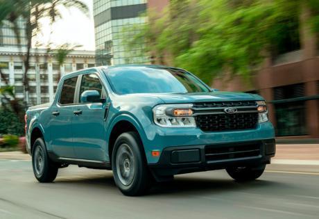 Ford Maverick iniciará produção