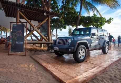Jeep e Tamar reafirmam grande parceria que nasceu há 36 anos atrás
