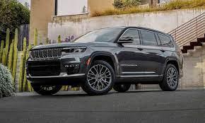 Jeep Grand Cherokee 2022?