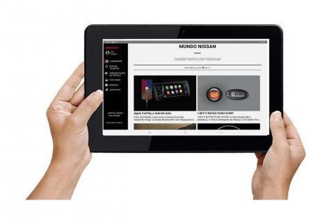 Nova ferramenta digital Nissan