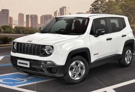 Jeep faz campanha para PCD