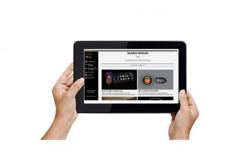 Nova ferramenta digital Nissan - Nissan Dealer+