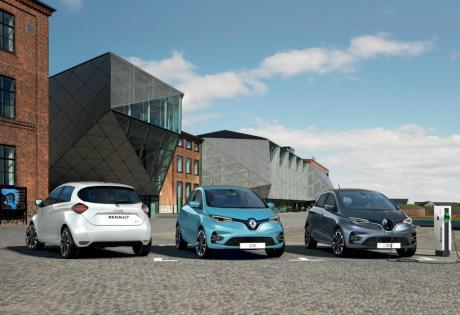 Renault teve alta as vendas globais