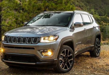 O SUV Jeep Compass é o mais o vendido no Brasil