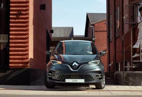 Renault Zoe - Carro elétrico mais vendido