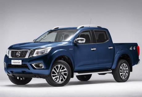Nissan Frontier e a praticidade no trabalho