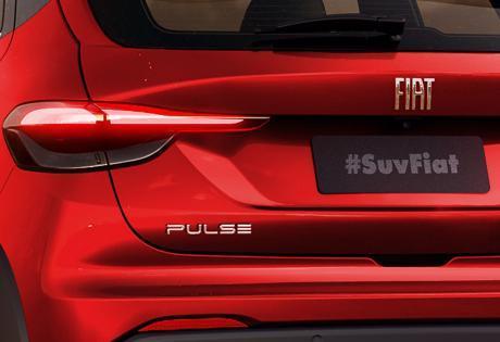 Fiat Pulse está a caminho