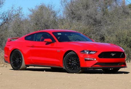 Pela 1ª vez no Brasil, chegou o Ford Mustang