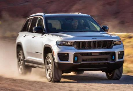 Aventura pela frente - Jeep Grand Cherokee 2022