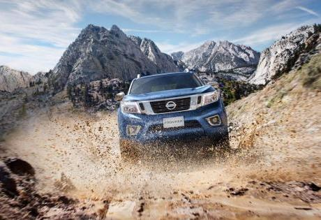 Nissan Frontier cada vez mais crescendo nas vendas