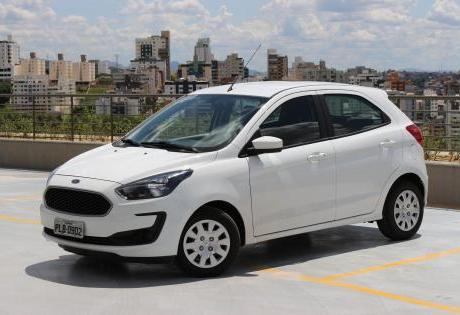 Ford Ka - um dos modelos mais vendido