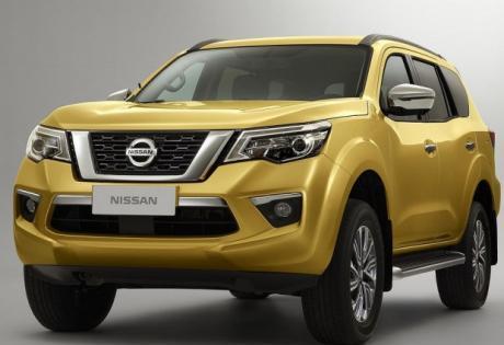 Nissan divulga imagens do novo SUV da Frontier, o Terra