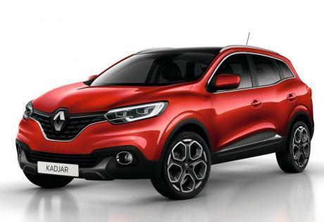Novo SUV médio da Renault no Brasil será o Kadjar
