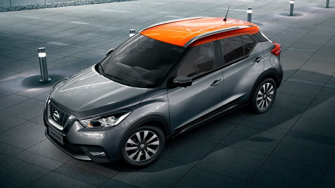 Um Nissan Kicks é vendido a cada dez minutos na América Latina