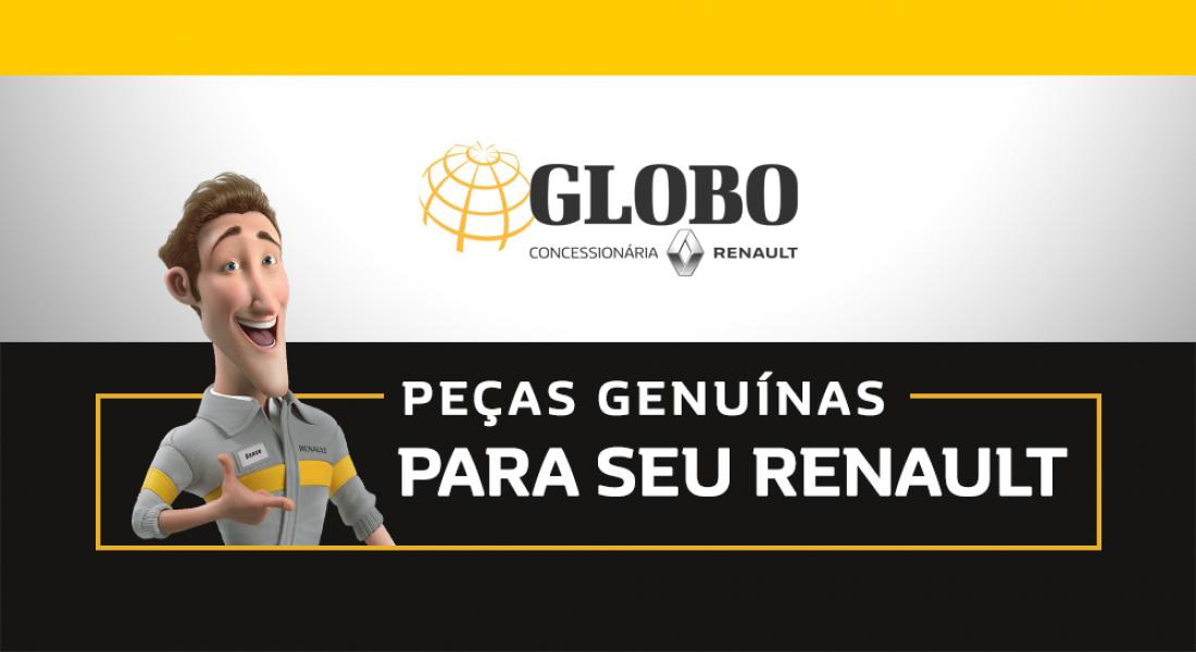 Confira as Ofertas em Peças Genuínas para a manutenção do seu Renault