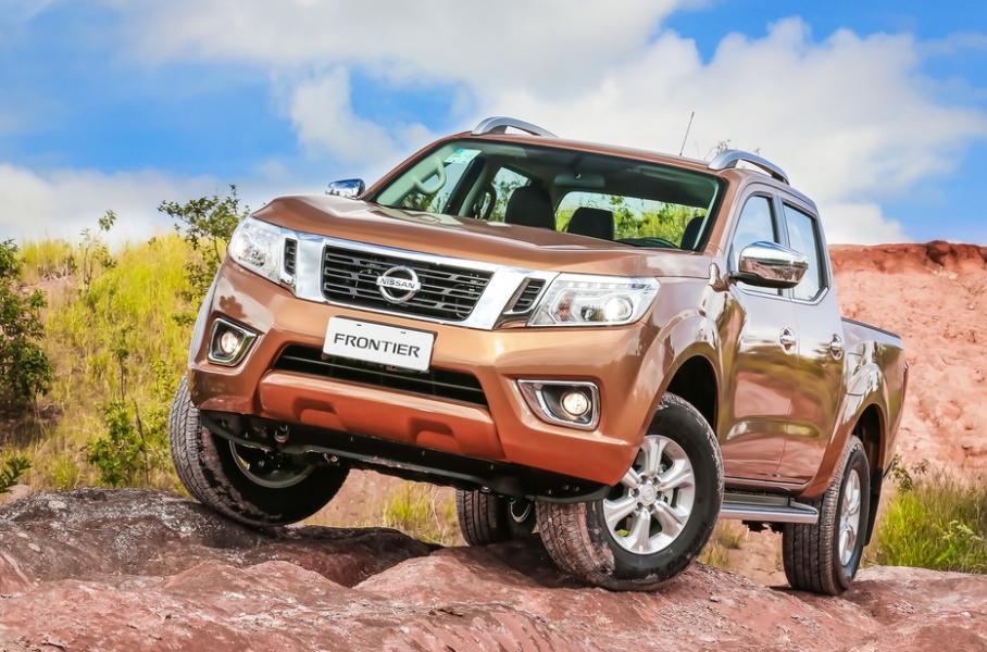 Nova Nissan Frontier conquista título de Compra Do Ano 2017