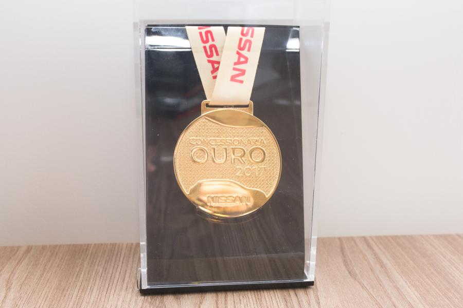 Prêmio Concessionária OURO 2017