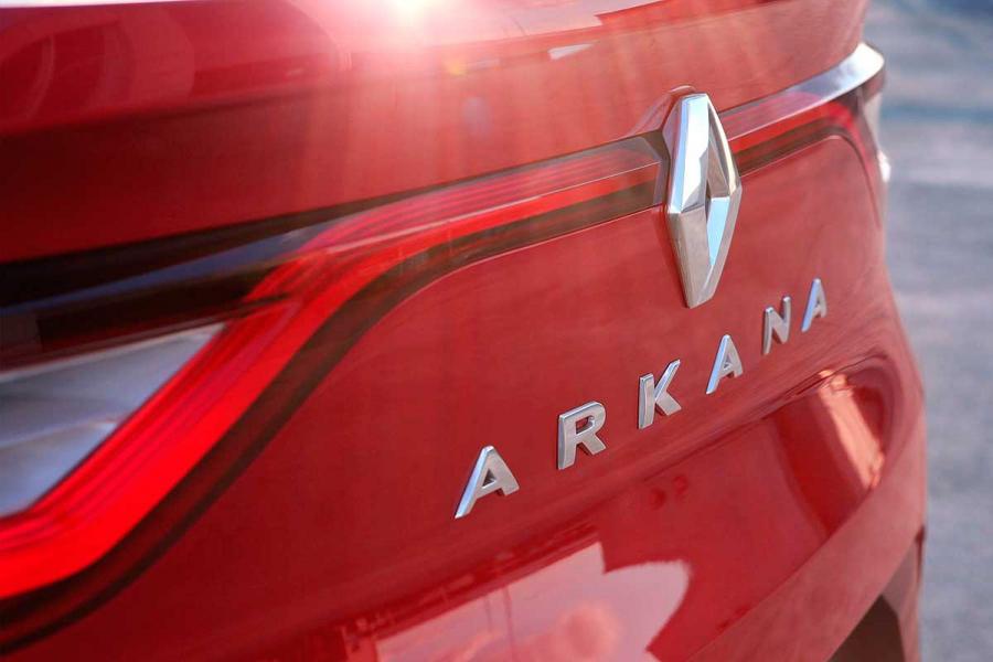 SUV Coupé da Renault foi registrado no Brasil, Arkana