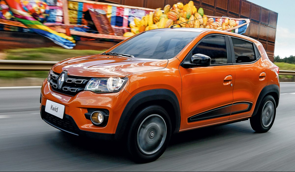 Renault Comemora 1 Ano do KWID