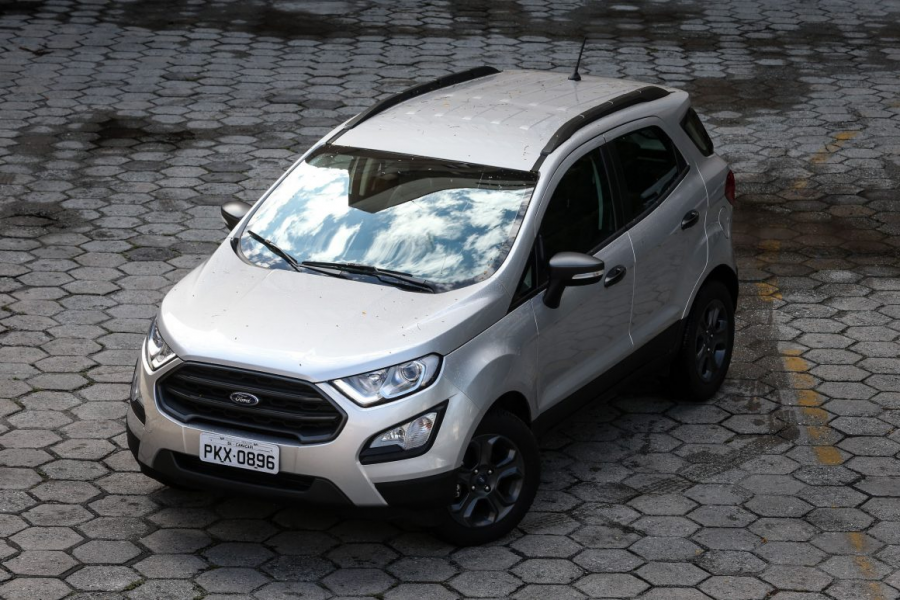Ford EcoSport assume Liderança nas Vendas do Segmento
